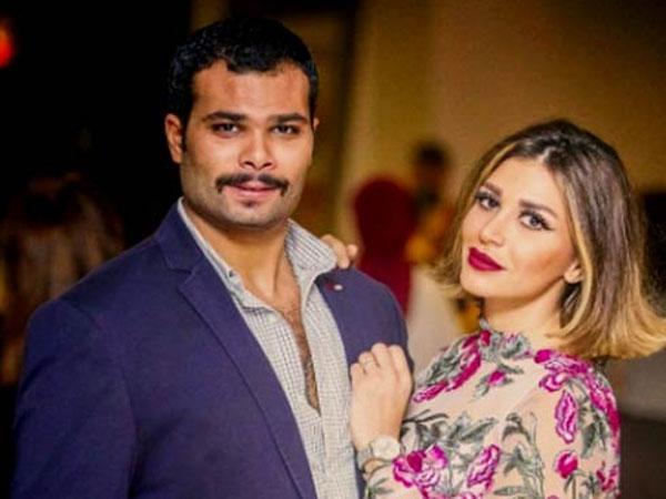 انفصال أحمد عبد الله محمود عن زوجته