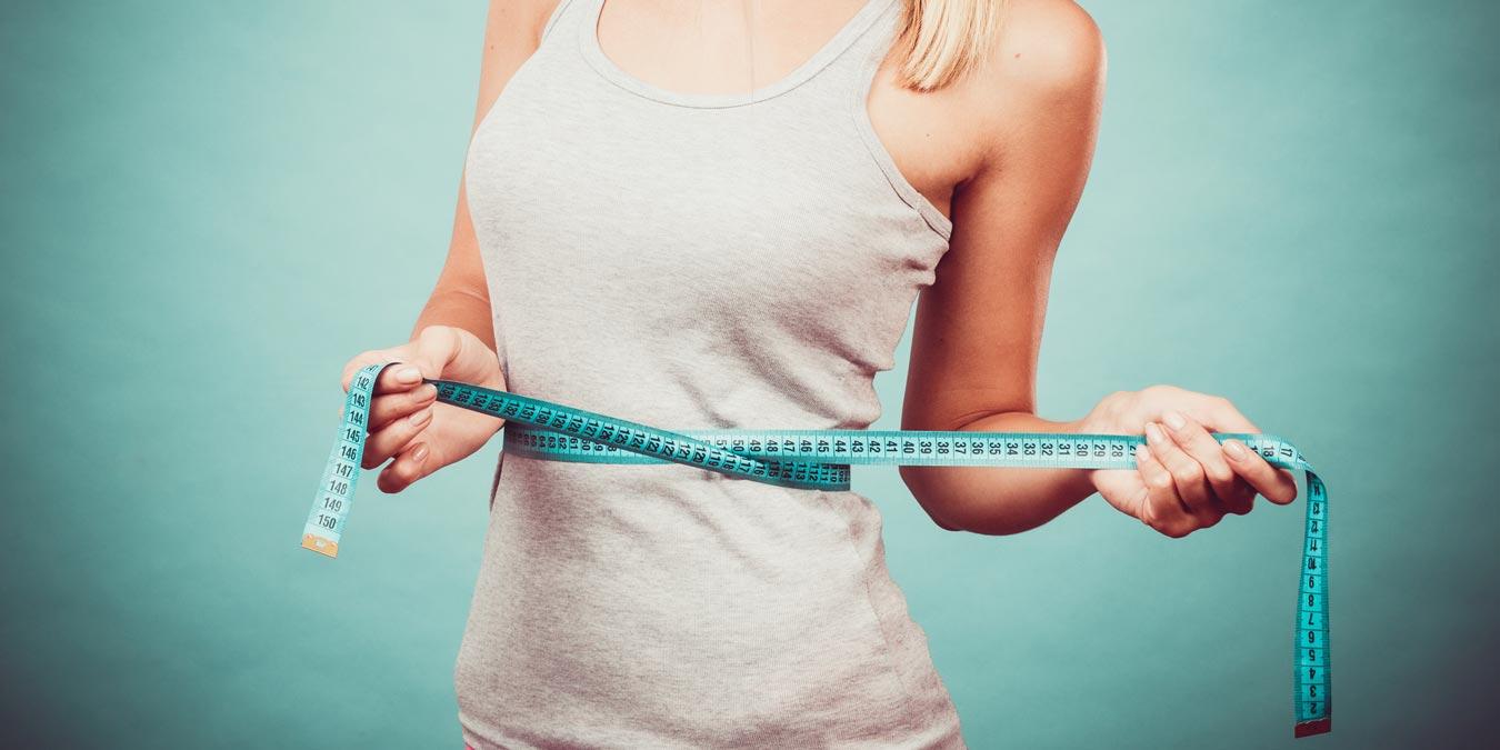اسباب عدم فقدان الوزن