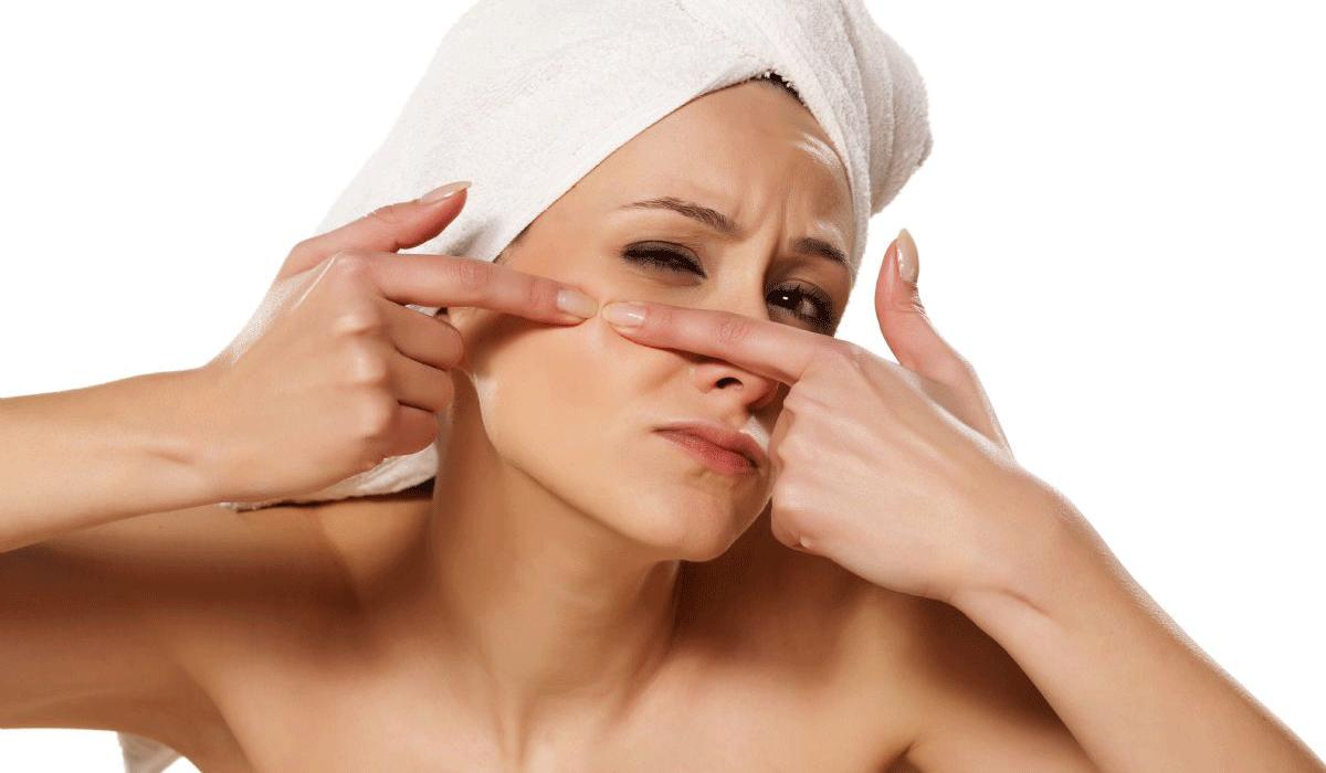 التخلص من البثور البيضاء في الوجه التخلص من البثور البيضاء في الوجه