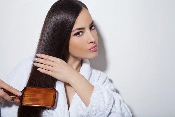 الخل لعلاج قشرة الشعر