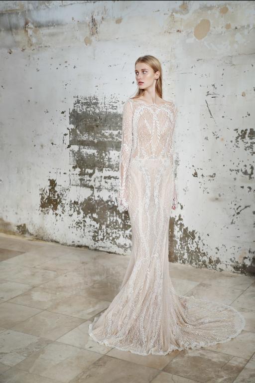 فستان-زفاف-بالدانتيل
