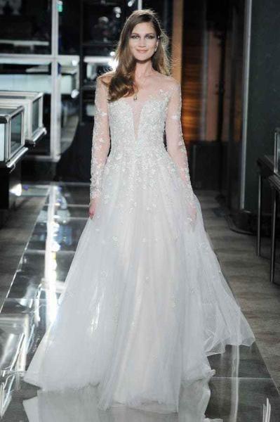 فستان-زفاف-دانتيل