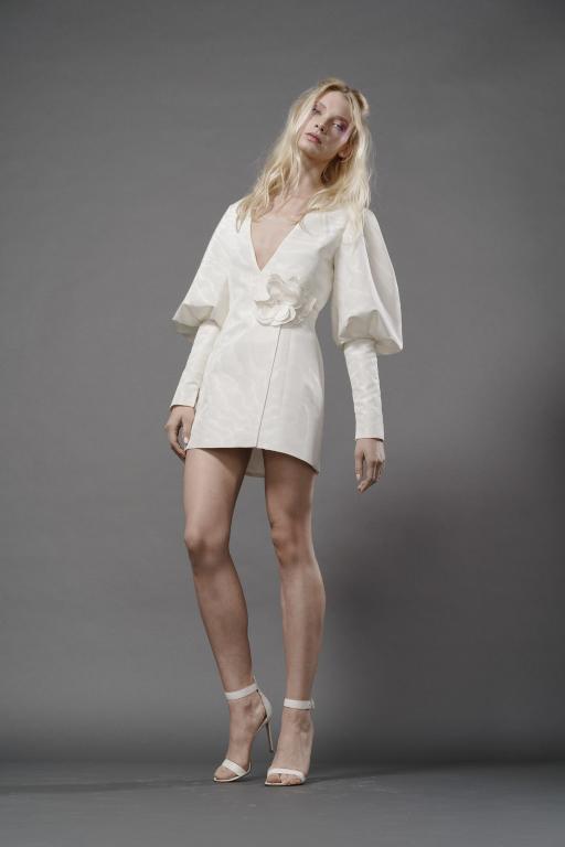 فستان-زفاف-قصير
