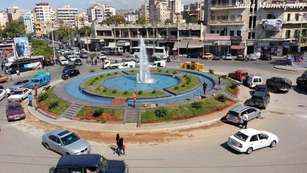 بالفيديو.. شبح أبيض يثير الرعب في مدينة صيدا اللبنانية