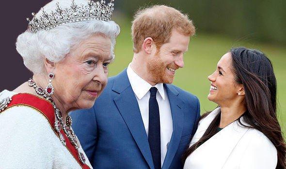 ميغان ماركل تتسبب في خلافات بين الأمير هاري والملكة إليزابيث