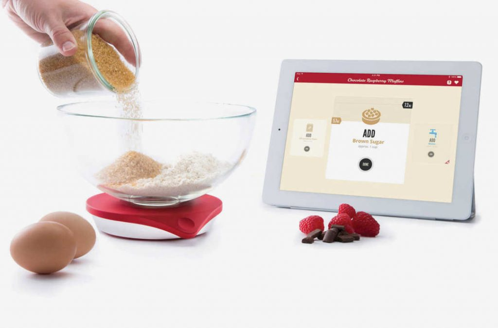Drop Scale Smart Kitchen