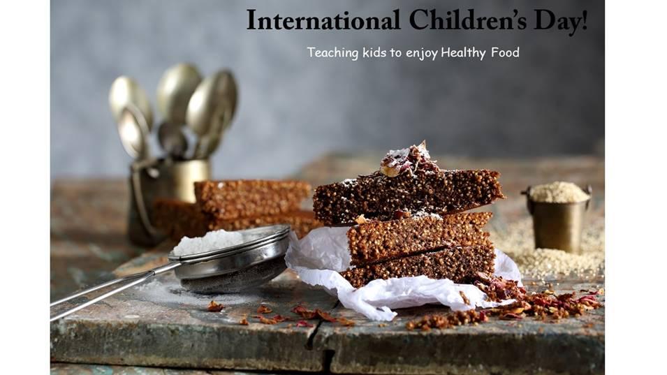اهم الاكلات الصحية للاطفال في اليوم العالمي للطفل