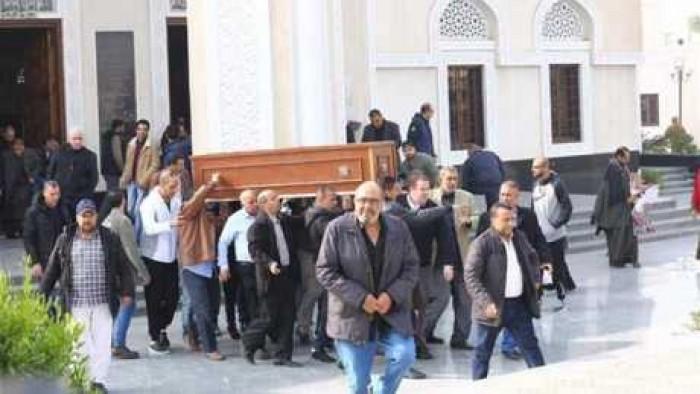 جنازة-أخ-محمد-فؤاد