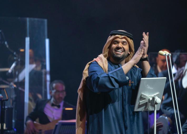 حفل-حسين-الجسمي-في-دبي