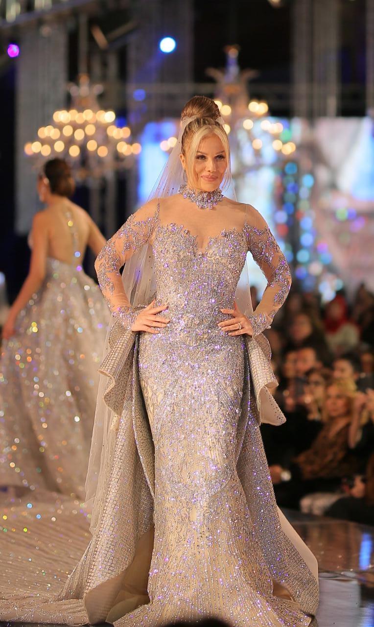 فستان زفاف نيكول