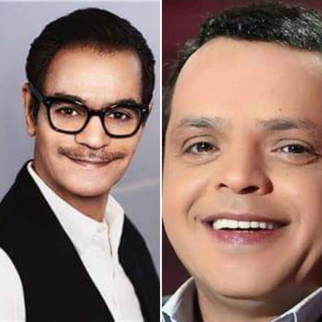 محمد هنيدي ورابح صقر