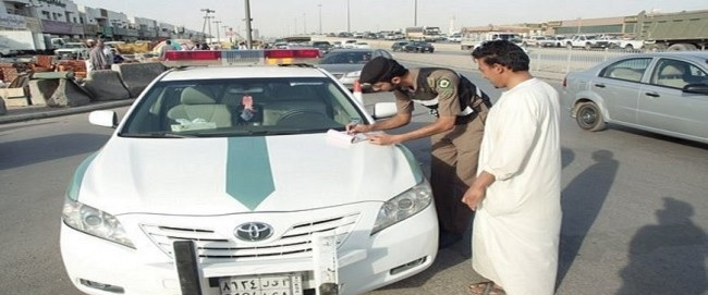 السعودية تنظم أبيات شعرية من أجل التعليمات المرورية