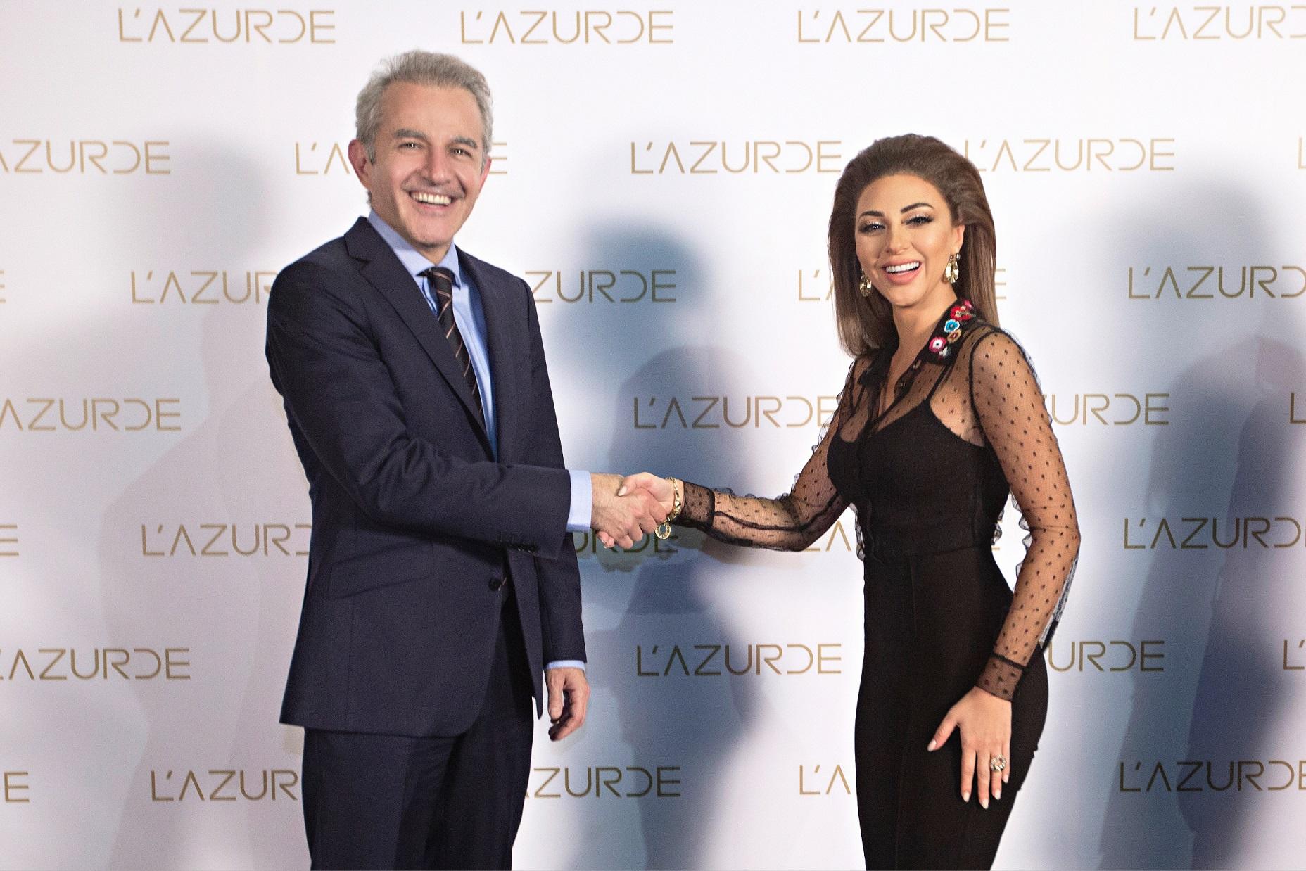 ميريام-فارس-سفيرة-لازوردي
