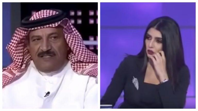 إعلامية تطرد عضو مجلس الشورى السابق من برنامجها على الهواء!