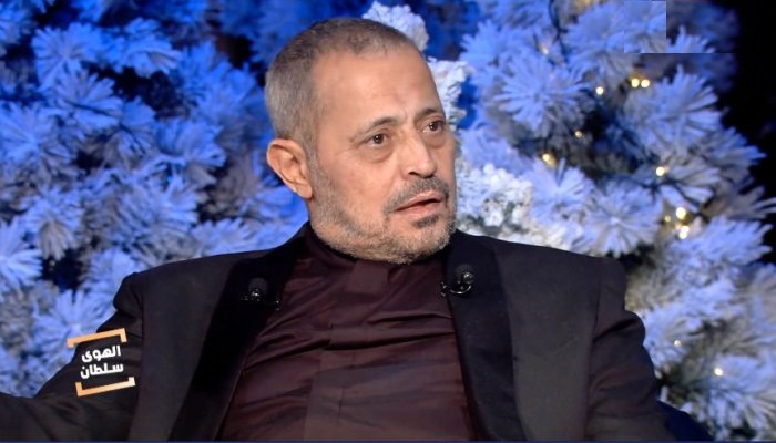 جورج وسوف يطلق النار على المذيع اللبناني بيار رباط