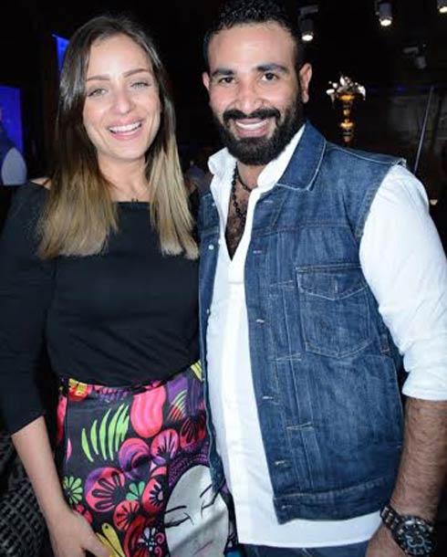 ريم-البارودي-وزوجها-السابق-احمد-سعد