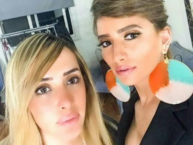 قضية زينة وشقيقتها امام المحاكمة في دبي