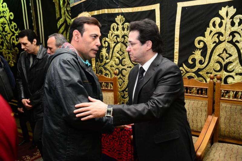محمد-الغيطي-في-عزاء-سعيد-عبد-الغني