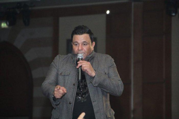 محمد فؤاد بحفلات رأس السنة
