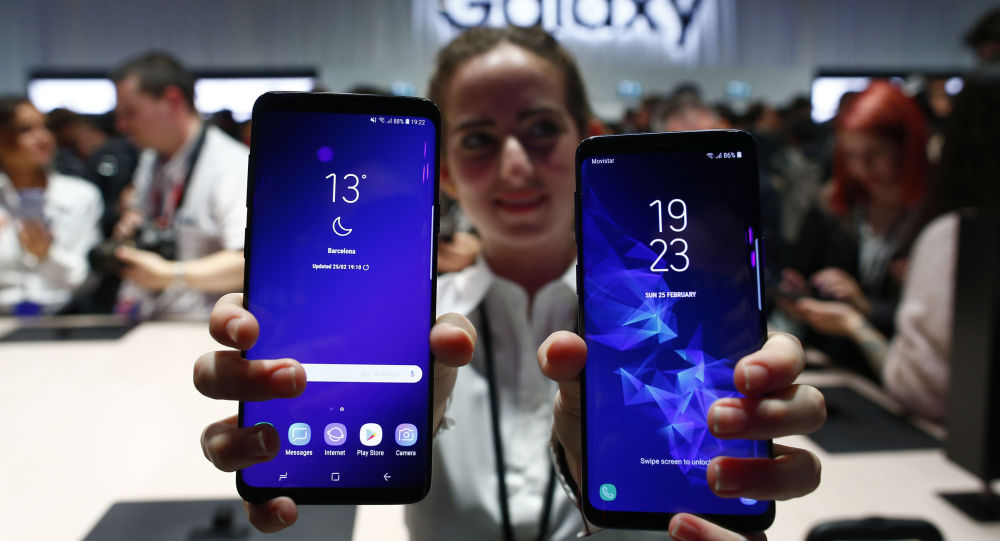سامسونغ تكشف عن موعد إطلاق هاتف غالاكسي إس 10