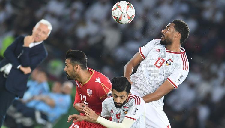 تعادل الإمارات والبحرين في انطلاق كأس آسيا