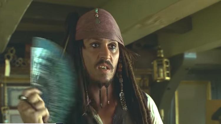 استبعاد جوني ديب من سلسلة قراصنة الكاريبي