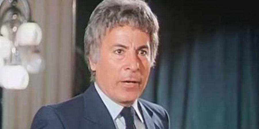 وفاة الفنان المصري سعيد عبد الغني .. وتفاصيل لا تعرفها عن حياته