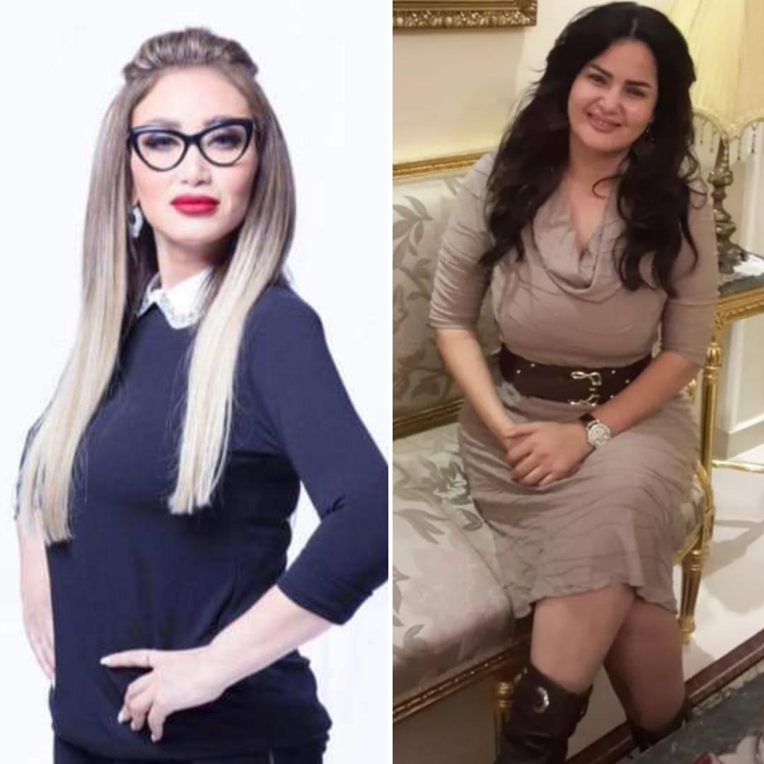 سما المصري تهدد ريهام سعيد