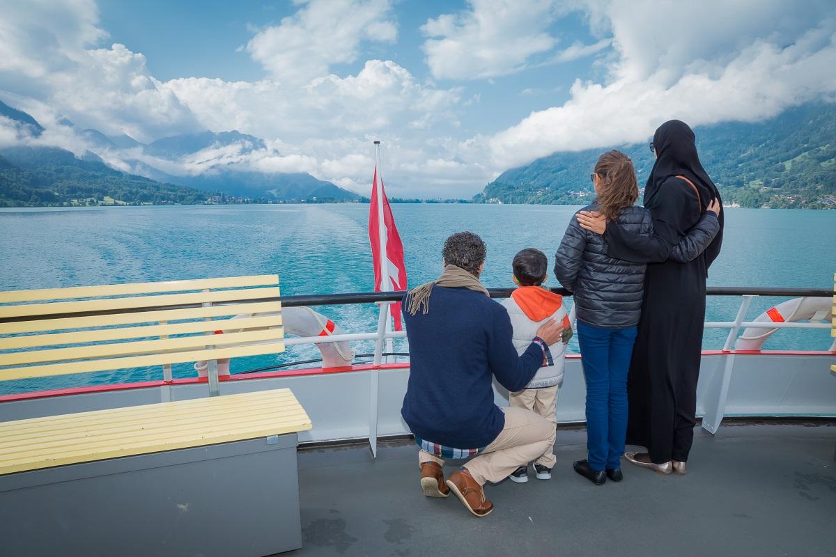 Interlaken Lake Brienz