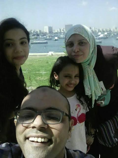 عائلة صلاح المرسي ابو العباس