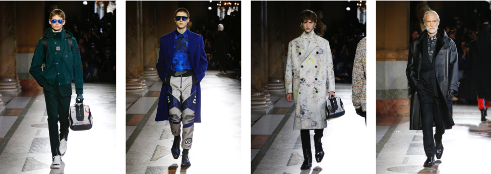 احدث ملابس من مجموعة بيرلوتي لموسم خريف وشتاء 2019 - 2020