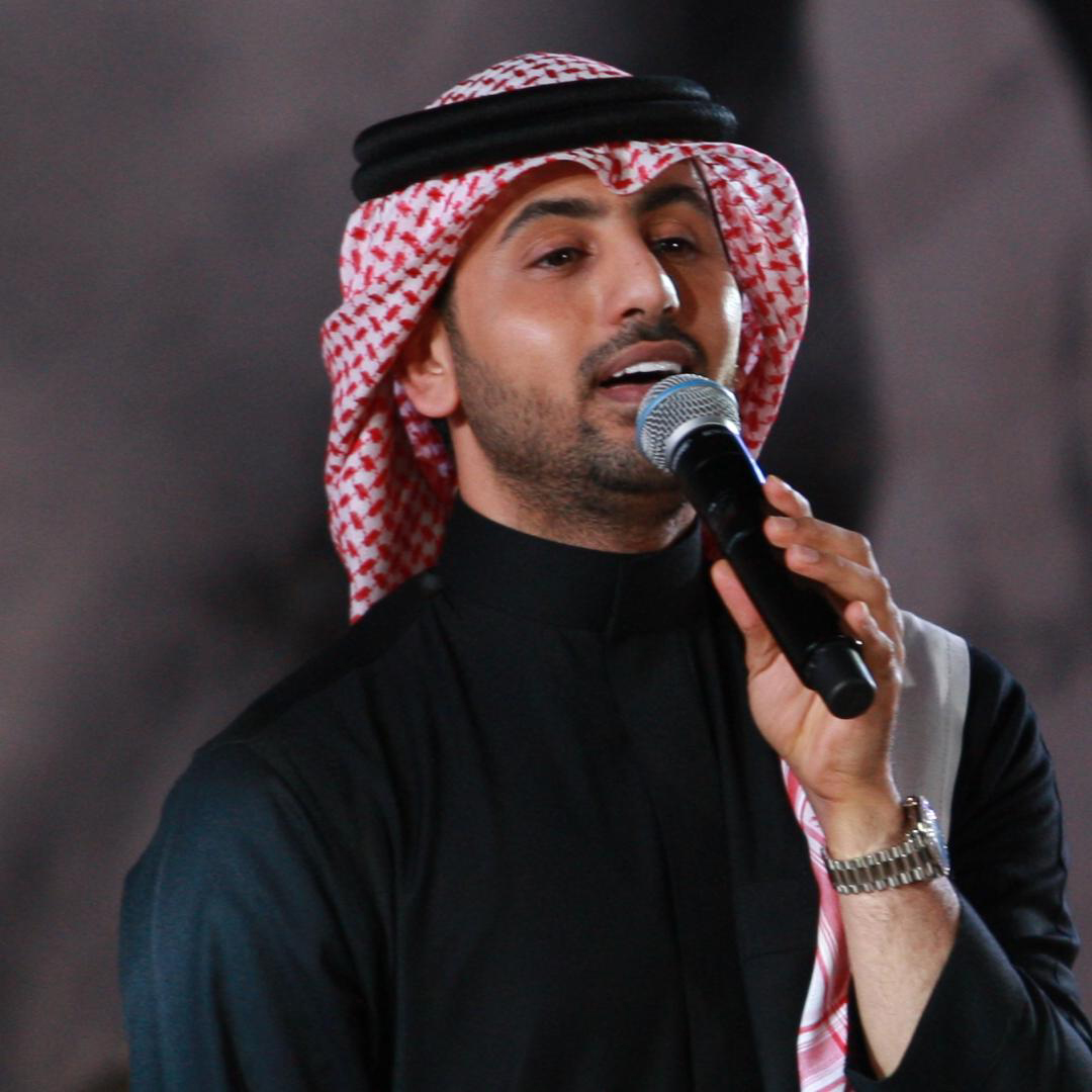 """الفنان فؤاد عبد الواحد في حفل المهرجان السعودي للخيل العربي """"عبيّة"""""""