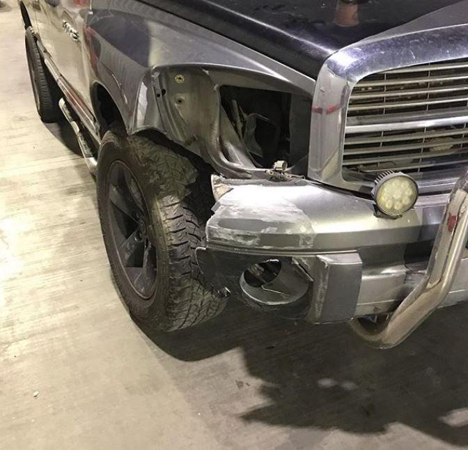 حادث أحمد زاهر