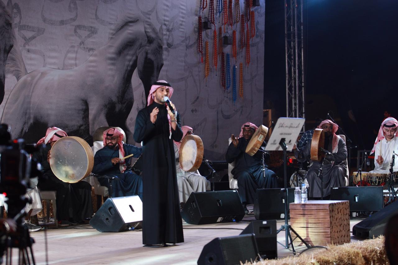 حفل المهرجان السعودي للجواد العربي