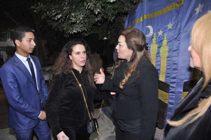 دنيا-عبدالعزيز-مع-نهال-عنبر