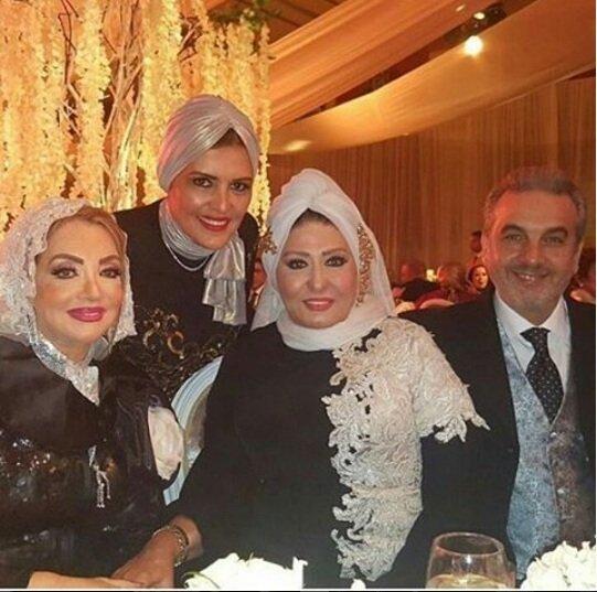 شهيرة-وسهير-رمزي-قبل-خلع-الحجاب