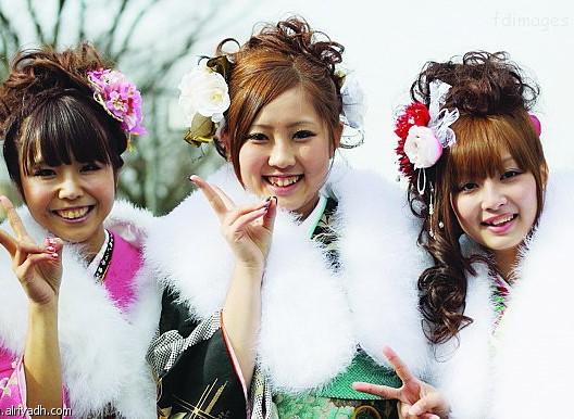 اليابان تحتفل بعيد الحب بطريقة مختلفة عن شعوب العالم