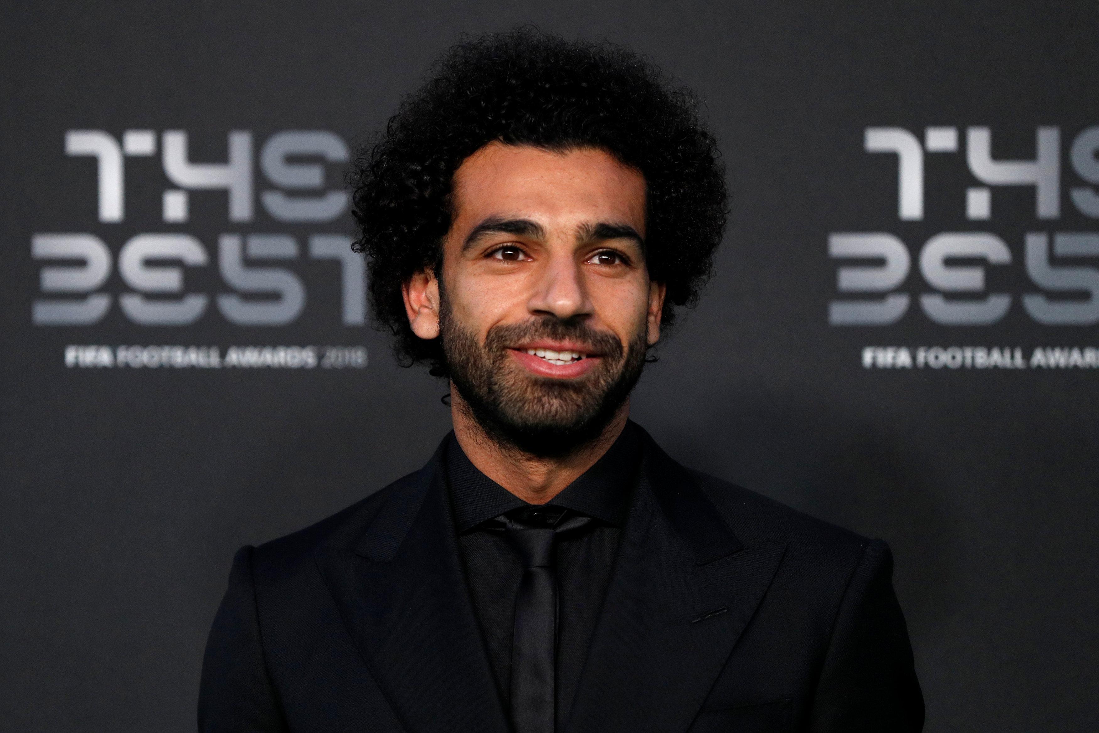 محمد صلاح يفوز بجائزة أفضل لاعب في الدوري الإنجليزي لشهر يناير