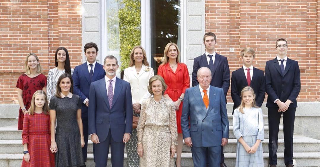 شجار يصل حد الصراخ والشتائم بين ملكة إسبانيا وشقيقة زوجها إيلينا