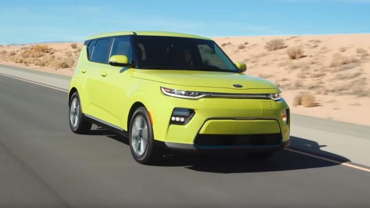 شركة كيا تطرح سيارة كهربائية جديدة أكثر تطوراً