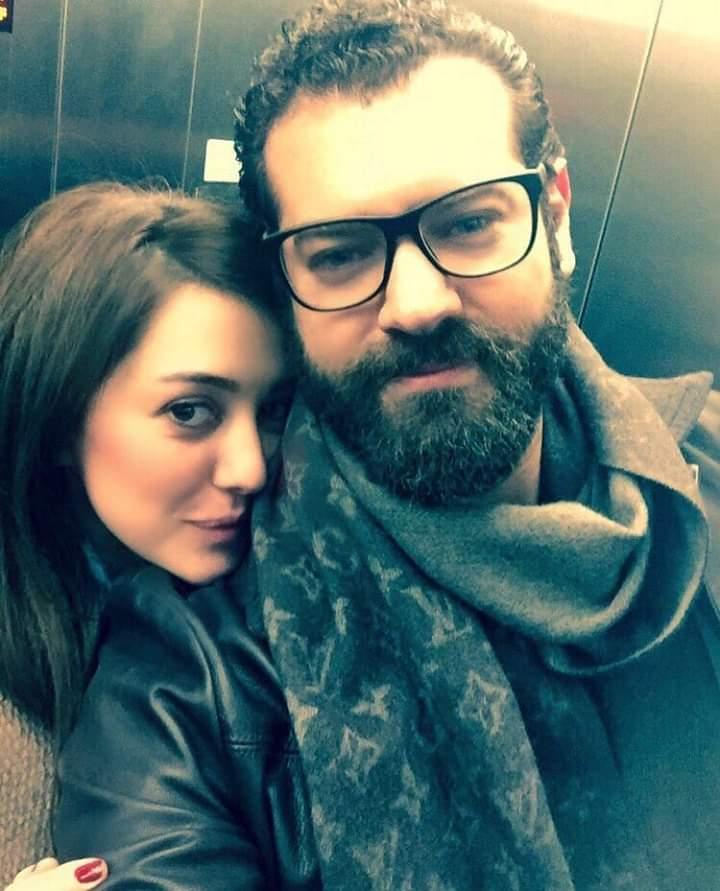 صور عمرو يوسف وزوجته كندة علوش