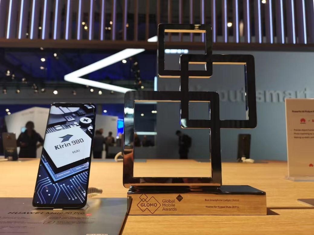 Global Mobile Awards _Huawei Mate 20 Pro