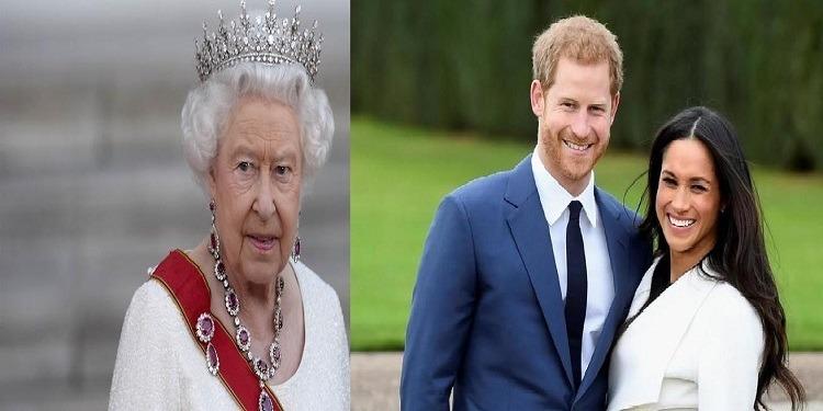 الملكة إليزابيث تهدي الأمير هاري وزوجته هدايا بالملايين!