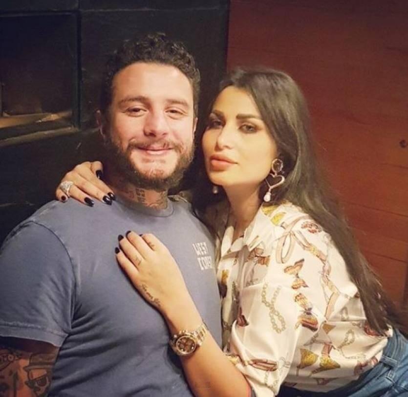 أحمد-الفيشاوي-و-زوجته-نادية-كامل