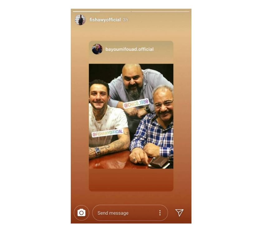 أحمد-الفيشاوي-يتجاهل-قضية-نفقة-ابنته