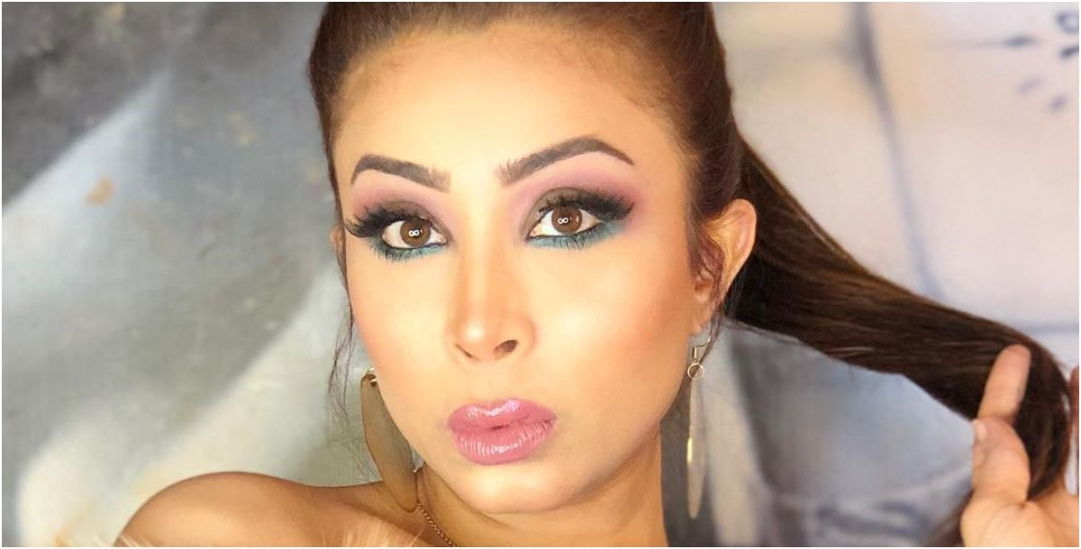 ابنة أبرار الكويتية تتعرض للتحرش الجنسي