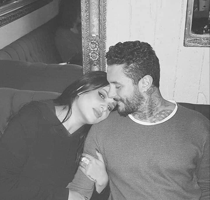 الزوجان-ندي كامل-وأحمد-الفيشاوي