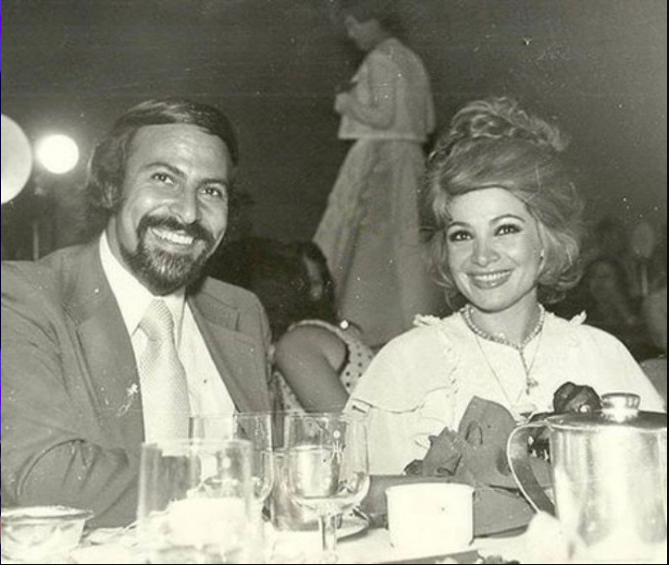 صفية-العمري-مع-زوجها-الراحل-السابق