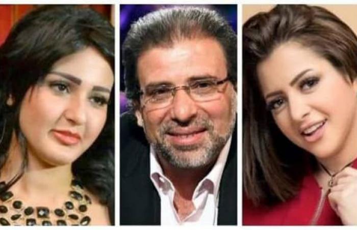 تجديد حبس منى فاروق وشيماء الحاج في قضية فيديوهات خالد يوسف