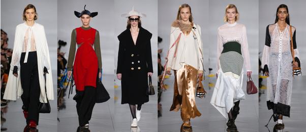 مجموعة أزياء LOEWE للخريف الشتاء ش